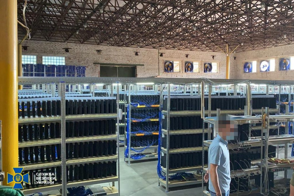 Take a look inside this underground crypto mining farm in Ukraine with its 3,800 PlayStations and 5,000 computers (businessinsider.com)