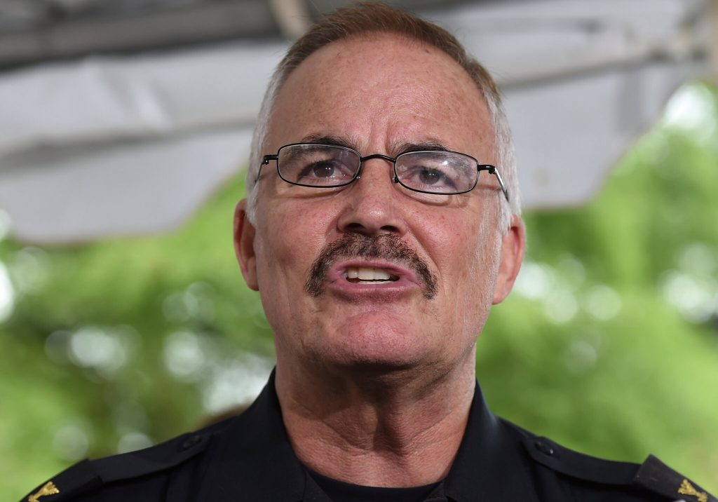 A veteran police chief has been tapped to lead the Capitol Police, half a year after the Jan. 6 riot (nytimes.com)