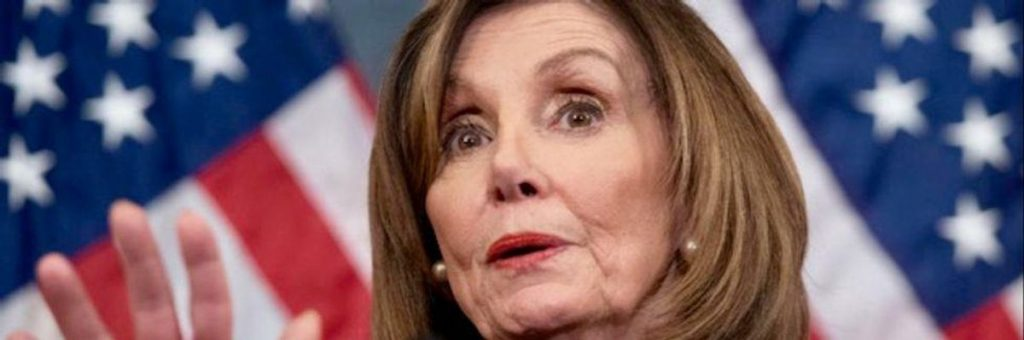 'He's such a moron': Nancy Pelosi mocks Kevin McCarthy for attacking congressional mask mandates (rawstory.com)