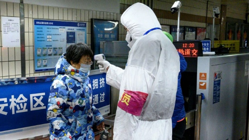 China battles biggest COVID outbreak in months as US ramps up vaccine push (rawstory.com)