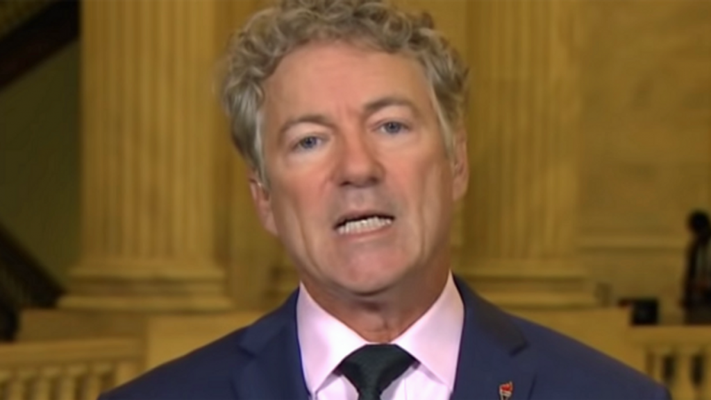 WATCH: Angry constituent curses out Rand Paul during town hall meeting (rawstory.com)