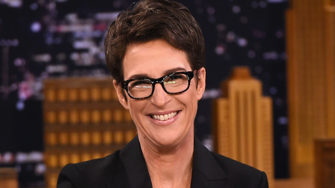 Rachel Maddow Will Stay at MSNBC (thedailybeast.com)