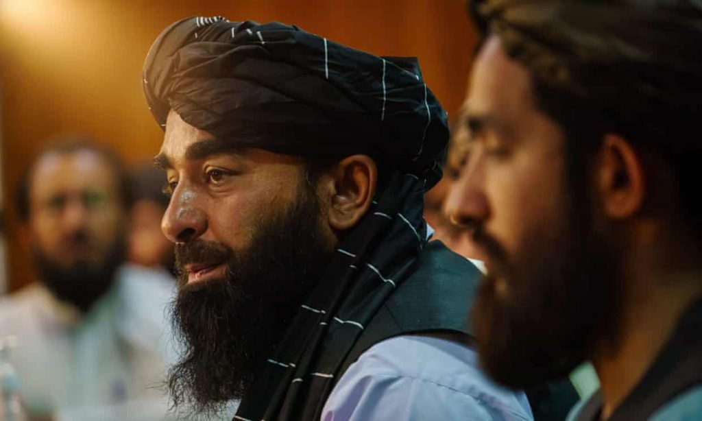 IT'S THEIR MESS NOW!Afghanistan's new Taliban overlords face growing likelihood of fighting their own insurgents (theguardian.com)