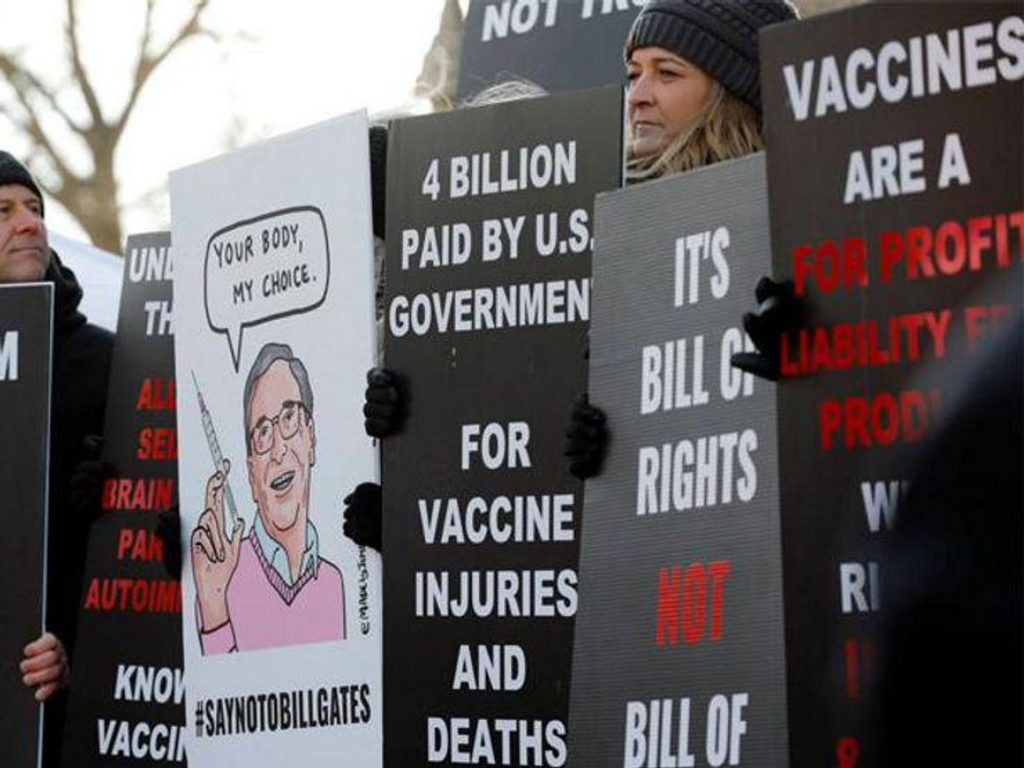 Anti-vaxxers' 'desperate' conspiracy theory about the FDA gets pulled apart by Washington Post fact checker (rawstory.com)