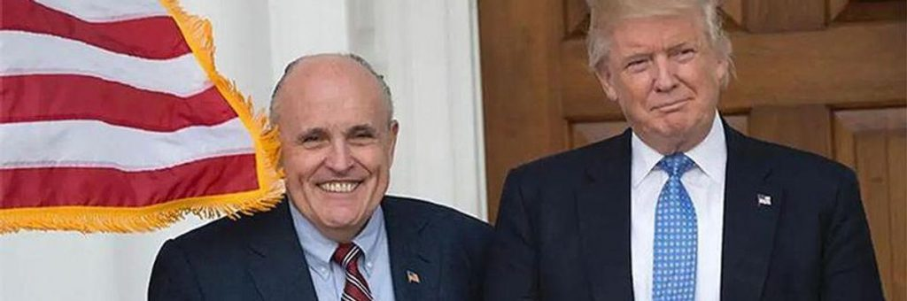 Trump aides know he must abandon 'broke' Rudy Giuliani —even if he could end up like Michael Cohen (rawstory.com)