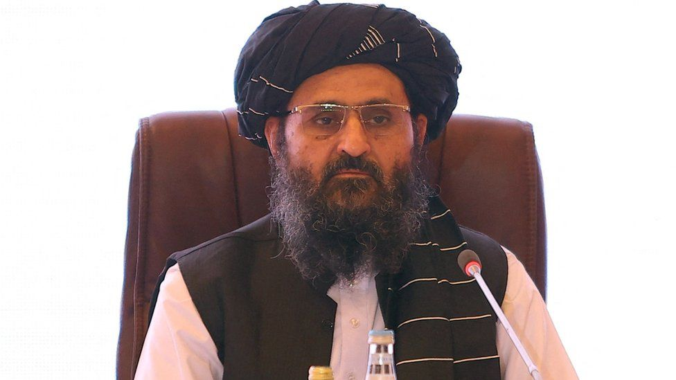 Taliban leaders engaged in physical brawl at presidential palace, sources say (bbc.com)