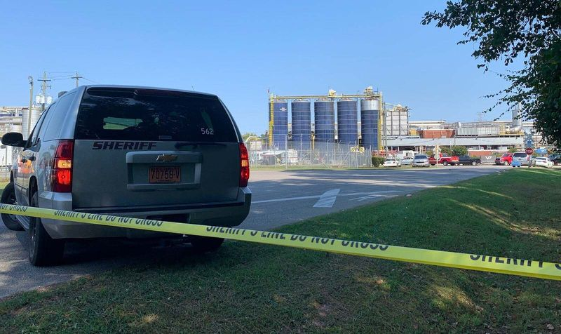 Two found dead at North Carolina animal processing plant; hazmat team called in (nydailynews.com)