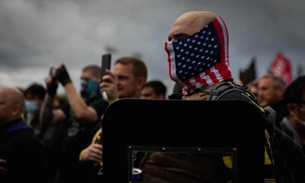 Far-right terror poses bigger threat to US than Islamist extremism post-9/11 (theguardian.com)