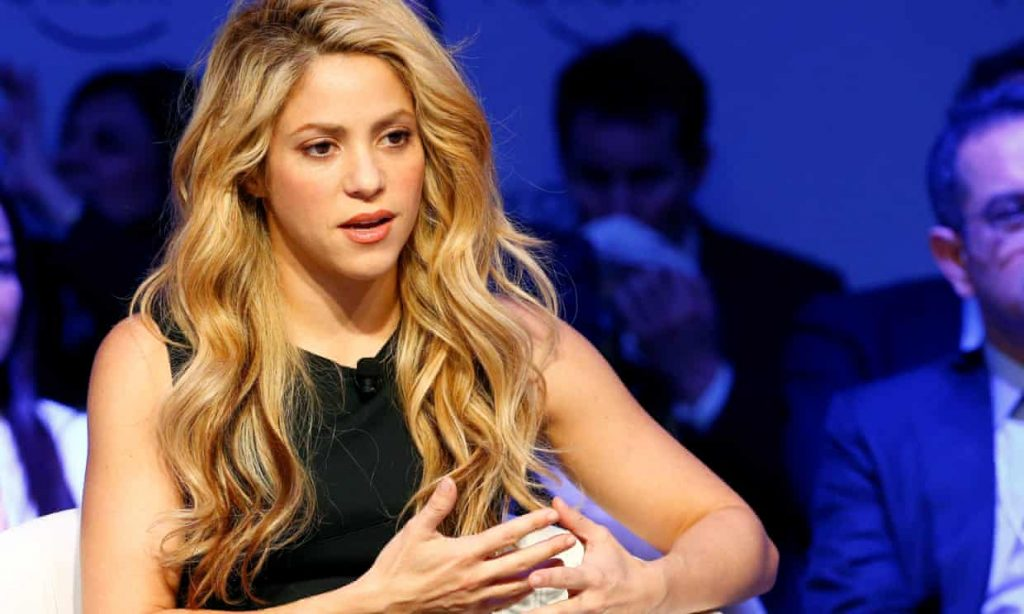 Shakira says two wild boars attacked her in Barcelona park (theguardian.com)