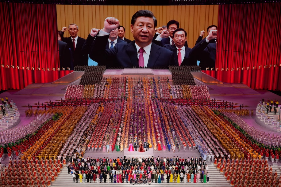 Chinese dictator Xi Jinping's crackdown on everything is remaking the nation's society (washingtonpost.com)