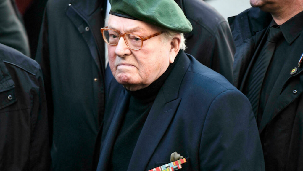 French far-right party founder Jean-Marie Le Pen faces new hate trial (rawstory.com)