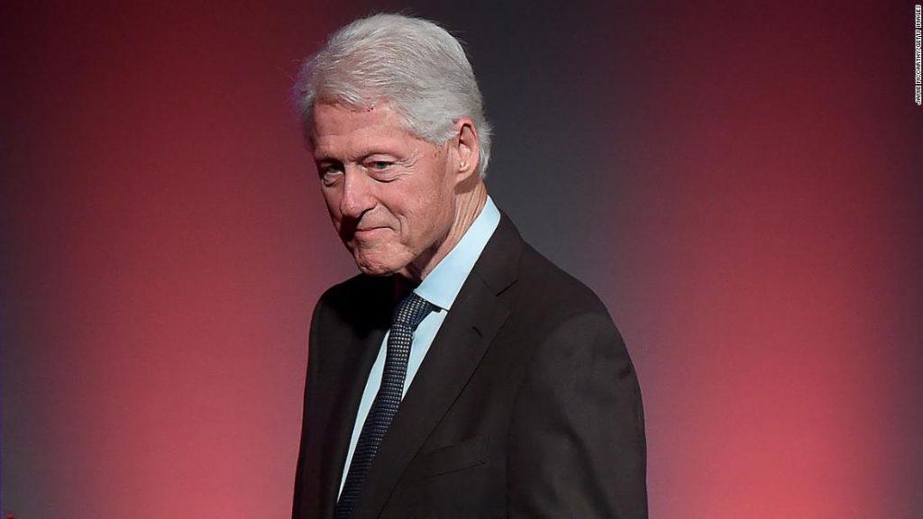 Former President Bill Clinton admitted to hospital (cnn.com)