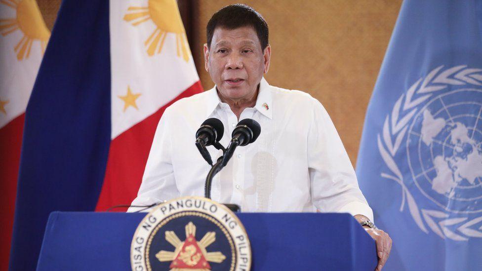 Rodrigo Duterte: Philippine president announces retirement from politics (bbc.com)
