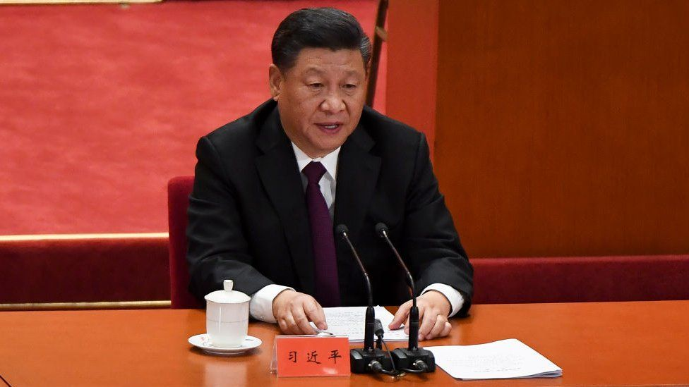 China-Taiwan tensions: Xi Jinping says 'reunification' must be fulfilled (bbc.com)